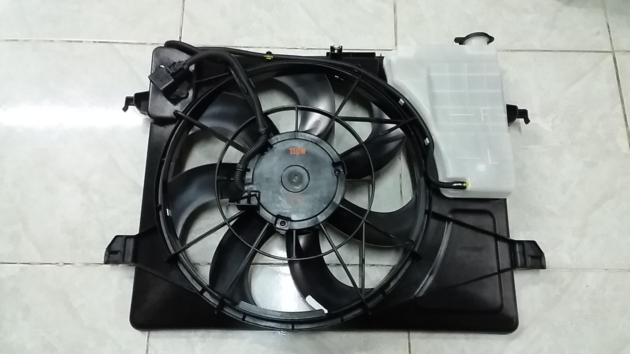 Quạt giải nhiệt Kia Forte - Cerato - Fan Radiator