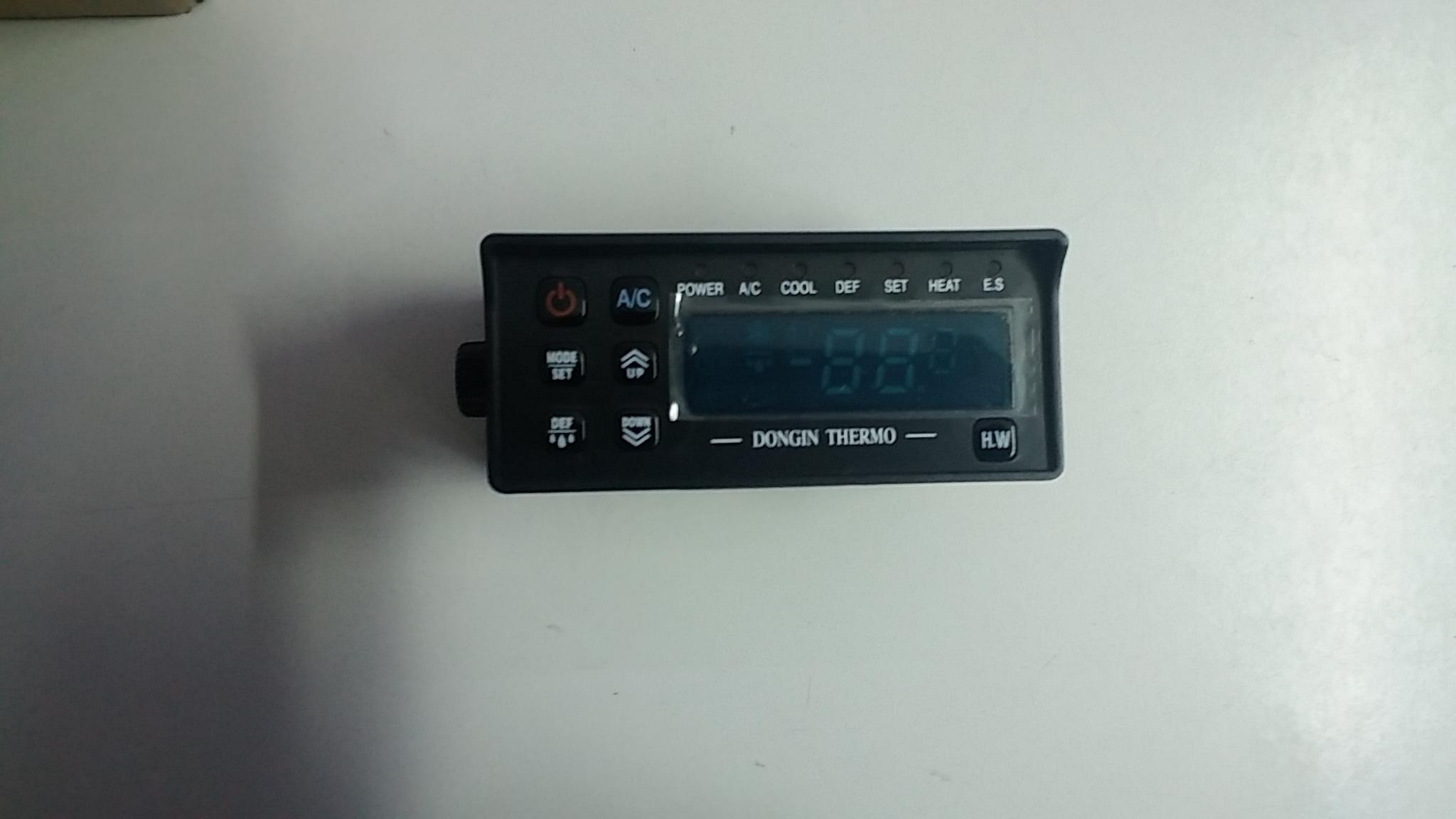 Bộ điều khiển hiển thị nhiệt độ